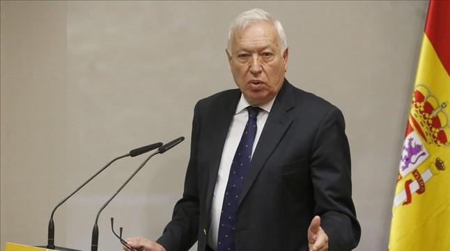 """Margallo cree que la reforma constitucional es """"posible y deseable"""" y que sólo puede hacerla una gran coalición"""