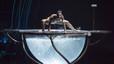 Desfilada de famosos a l'estrena de Cirque du Soleil a Port Aventura