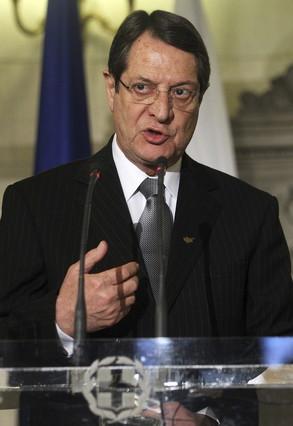 El presidente de Chipre y sus ministros se bajan el sueldo