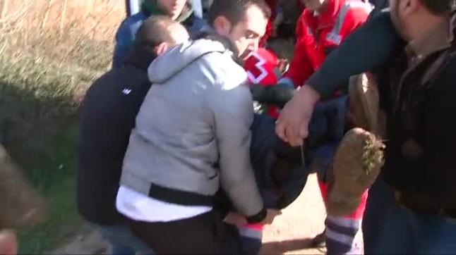Un padre y un hijo, heridos durante un encierro de Carnaval en Ciudad Rodrigo (Salamanaca)