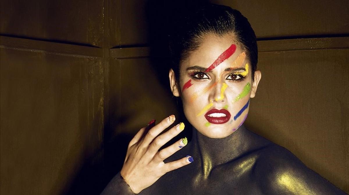 Patricia Yurena Rodr�guez, Miss Espa�a 2008 y 2013, se desnuda para 'Intervi�'.