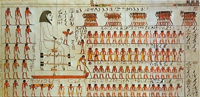 Esclarecido el misterio de la construcción de las pirámides de Egipto