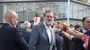 """Rajoy: """"Atacar al turisme és absurd i un disbarat"""""""