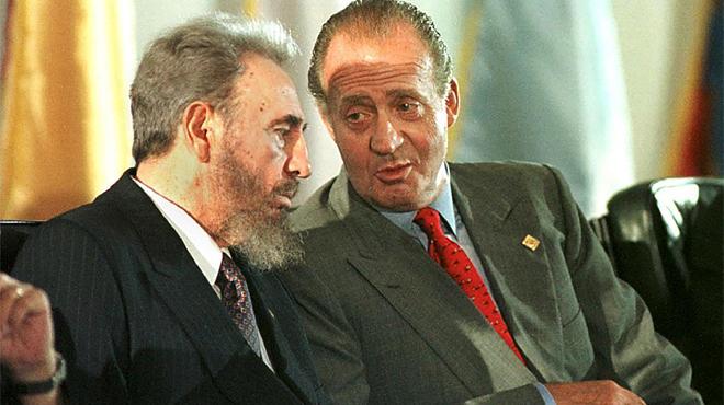 El rei emèrit encapçalarà la delegació espanyola en els funerals de Fidel Castro