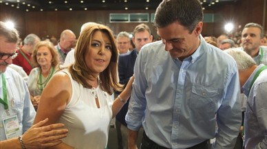 Un dilema atrapa al PSOE
