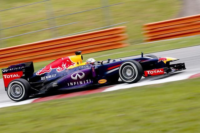 Vettel repite 'pole' en el Gran Premio de Malasia