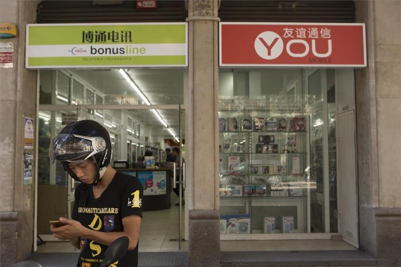 Los móviles chinos comprados en internet revolucionan el mercado