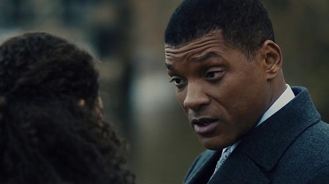 Tr�iler de la pel�cula 'La verdad duele', protagonizada por Will Smith.