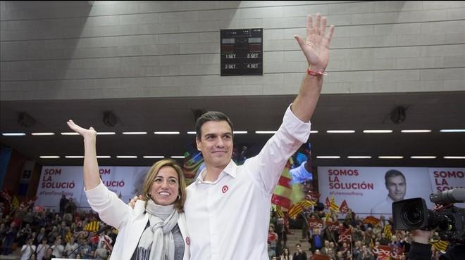 """Sánchez assenyala que li """"hauria encantat"""" que Chacón repetís com a número u per Barcelona"""