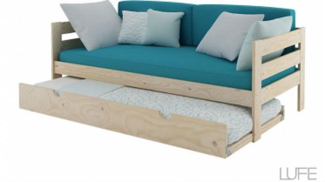 Vídeo en el que se explica cómo montar la cama nido de Lufe, el