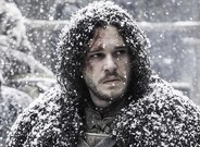El personaje Jon Snow, en 'Juego de tronos'.