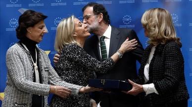 """Rajoy: """"Rita Barberá era una bona persona, decent i treballadora"""""""