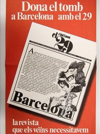La cara B de la historia de Barcelona