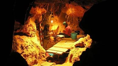 La Galeria de l'Ossera neandertal