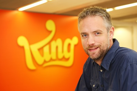 Jan Wedekind, el director de negocios de la empresa King