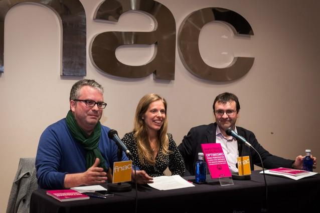 Optimismo para periodistas, un libro que plantea los retos de los medios en la era digital
