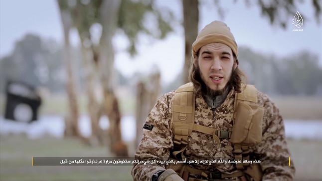 Omar Ismail Mostefai, también conocido como Abu Rayyan al-Faransi.