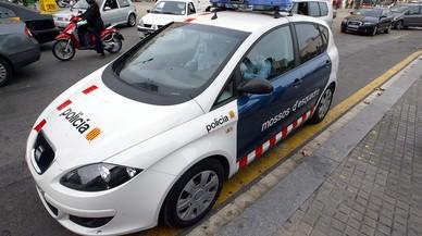 El conductor que va envestir un mosso a Rubí queda en llibertat