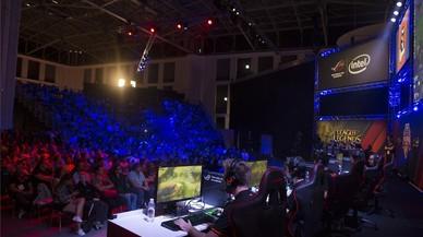 La fira de videojocs Games World repetirà a Barcelona després de l'èxit de la primera edició