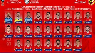 Aduriz es guanya plaça en la selecció de Lopetegui
