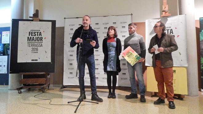 La Festa Major de Terrassa reafirma l'aposta per la música local