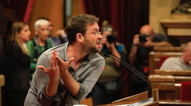 La direcció de Podemos desautoritza Podem i Fachín i convoca una consulta