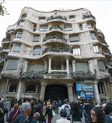 Un gran edificio que se adelantó a su tiempo