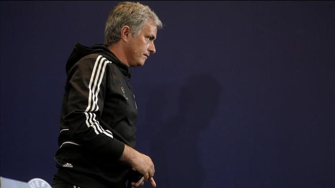 Mourinho, multat per la Hisenda espanyola