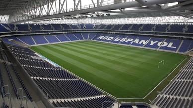 Una jutge prohibeix a cinc ultres de l'Espanyol acostar-se a l'estadi per una pallissa
