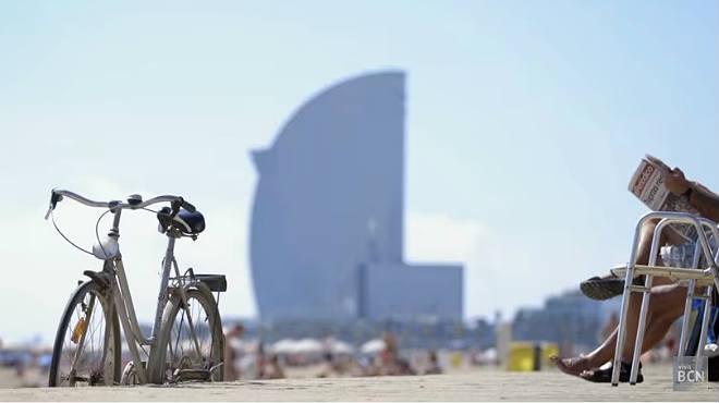 El v�deo muestra lugares atractivos para los visitantes desde su perspectiva