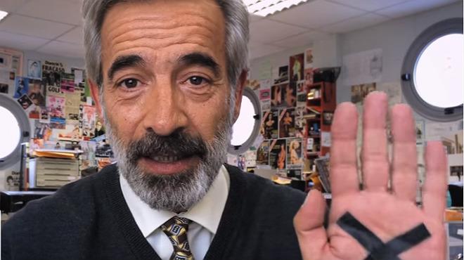 Quan Imanol Arias demanava marcar la casella solidària d'Hisenda
