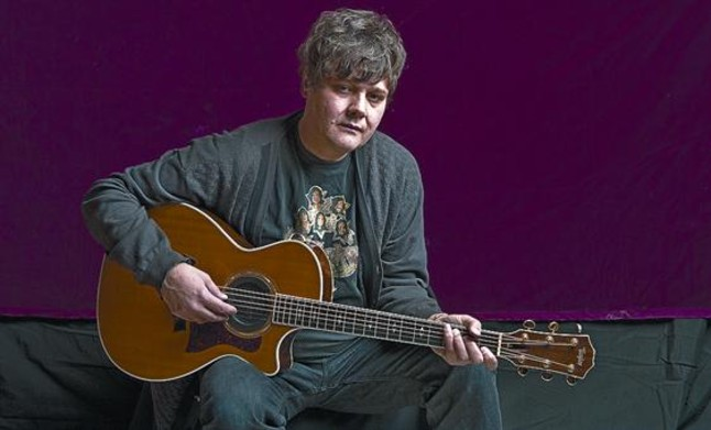 Ron Sexsmith: «Antes el pop no era tan estúpido»
