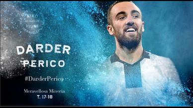 Sergi Darder, reforç d'última hora de l'Espanyol