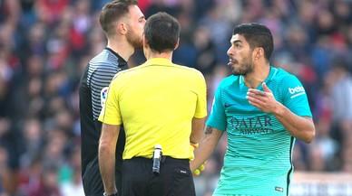 Segueix l'Atlètic de Madrid - Barça, en directe 'on line'