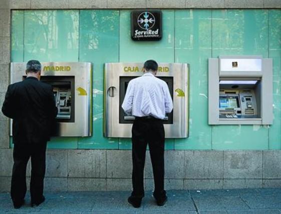 Sanejar la banca costar milions m s for Caja madrid particulares oficina internet