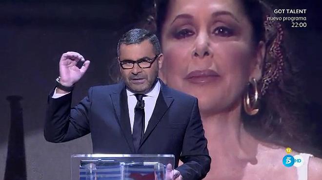 """Jorge Javier Vázquez, a Pantoja: """"Prefereixo estar en la merda que al seu costat"""""""