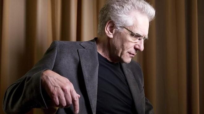L'exhibició d'atrocitats de David Cronenberg