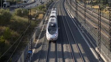 Una nova via de l'AVE reduirà a dues hores el trajecte entre València i Barcelona