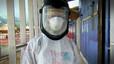 La infermera britànica contagiada d'Ebola és hospitalitzada per tercera vegada