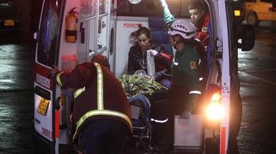 Imatges que retraten una tragèdia