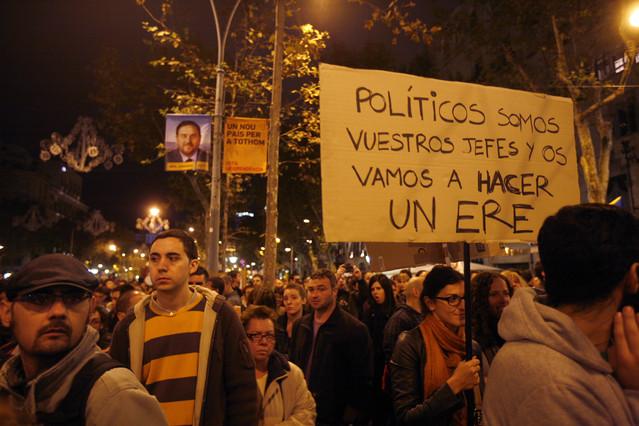 Hubo m�s de 1.000 manifestaciones y concentraciones con motivo de la huelga general