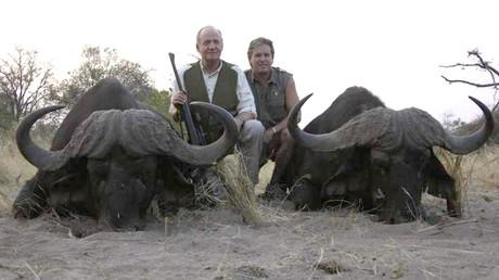 Una imagen del Rey cazando elefantes revoluciona las redes sociales