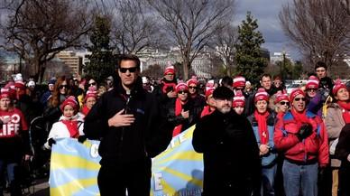 El moviment contra l'avortament es fa fort a Washington