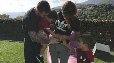 Otro Messi en la familia