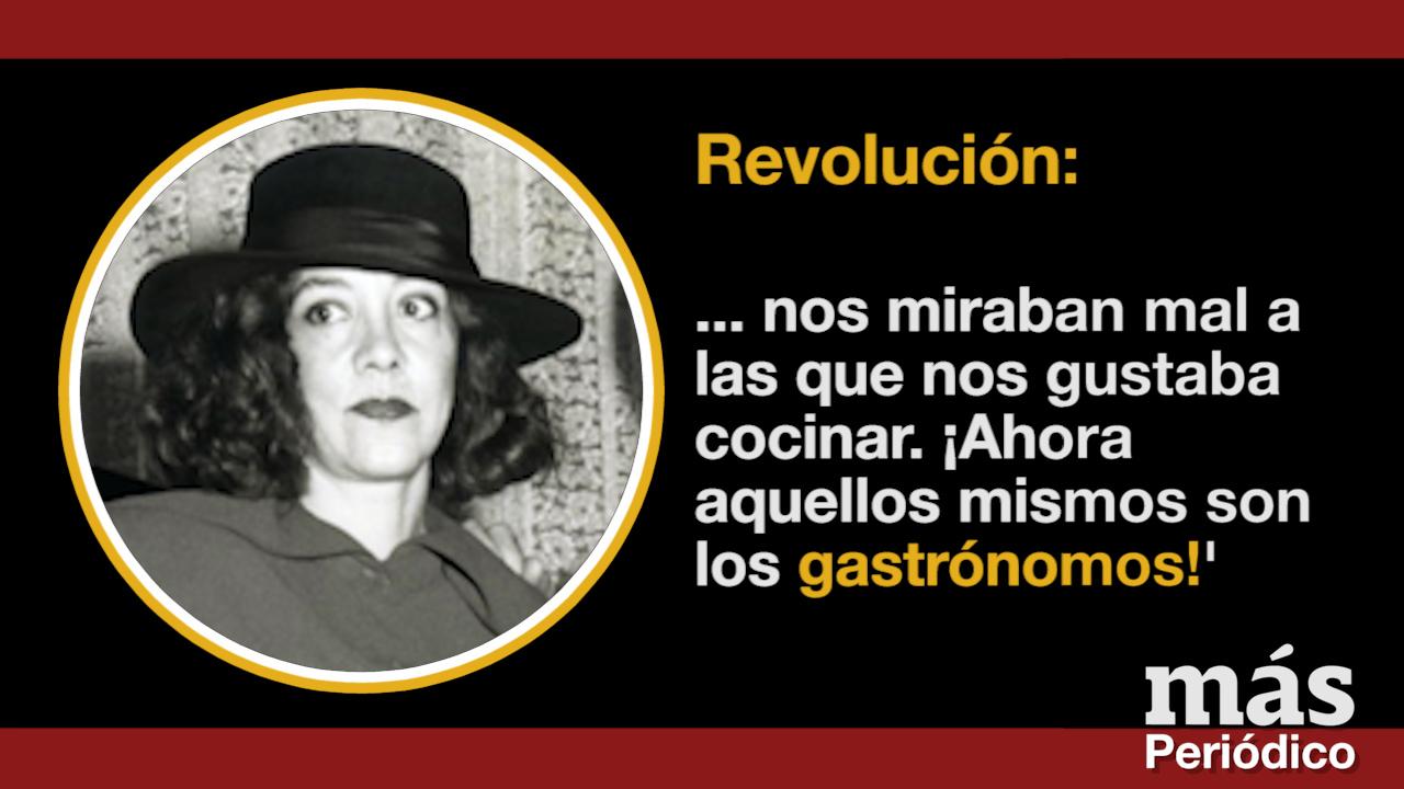 Montserrat Roig hoy sería de la CUP