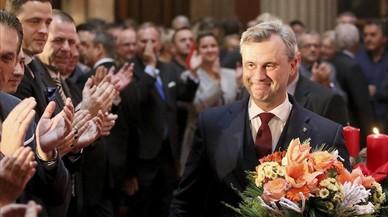 La ultraderecha austriaca convence con el miedo económico