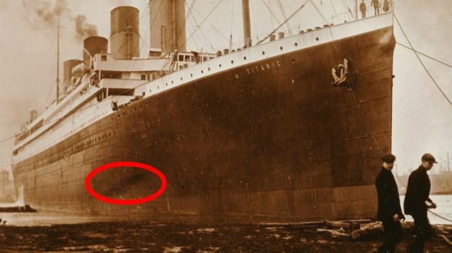 Un documental sosté que el 'Titanic' es va enfonsar per un incendi