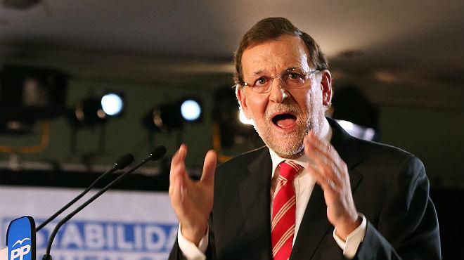 Rajoy descarta fer cap «concessió» al full de ruta de Mas