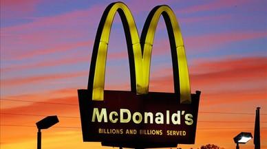 Restaurante McDonald's en Ebensburg, Pensilvania.