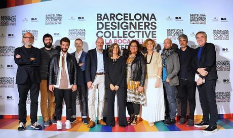 Los expertos del 'Barcelona Designers Collective'.